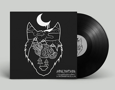 Animalfantasma - Album cover