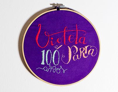 Violeta Parra 100 años