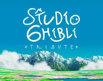Studio Ghibli Tribute - Collab project