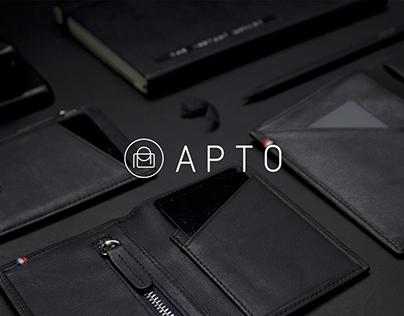 Apto - Brand & Product Design / Website Development