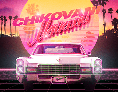 Chikovani 'MIAMI' single cover //