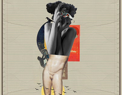 Collage art Vol.1