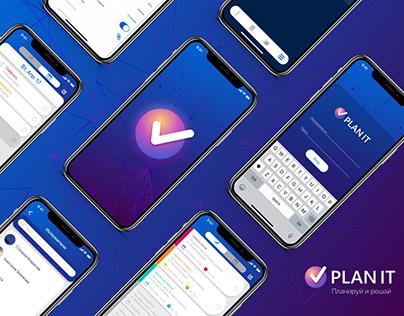 Plan It   Mobile App