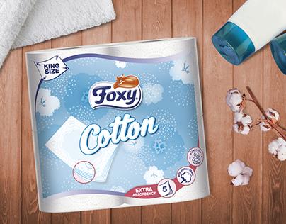Evocative Cotton Foxy