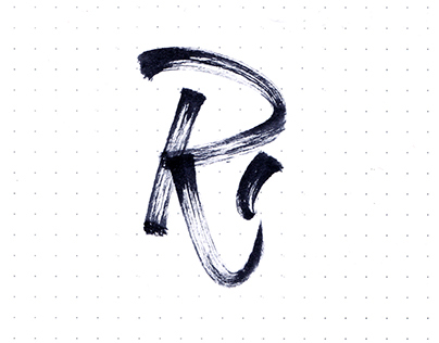 RAW LETTERING (MAY 2015)