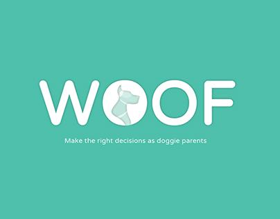 WOOF | Pet caring app