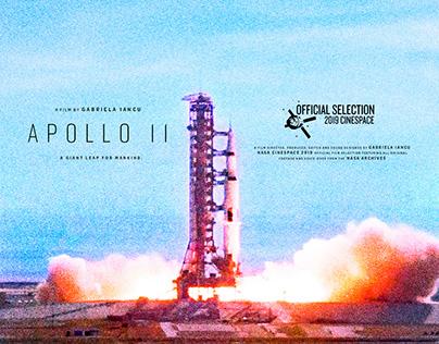 Apollo 11 - NASA CineSpace Official Selection 2019