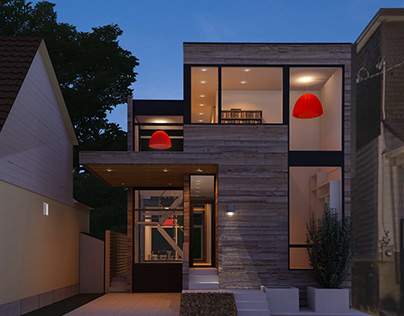 House in Edinburgh/Christopher Simmonds/Exterior