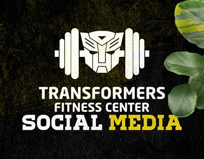 Transformers GYM - Social Media