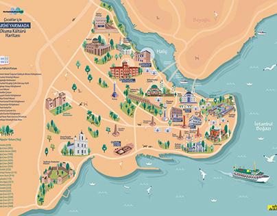 Çocuklar İçin Tarihi Yarımada Haritası