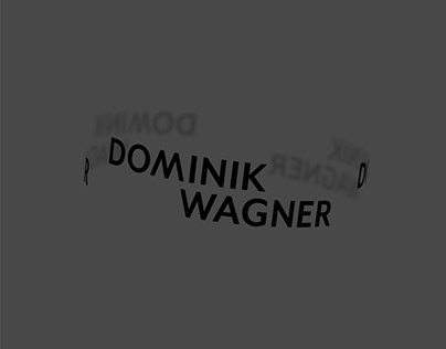 Logo design for Dominik Wagner Photography