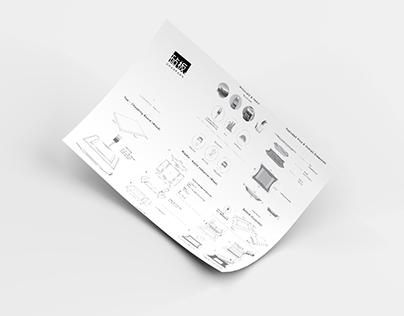 Chan Pann - Instruction Manual Design