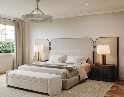Principal bedroom Canada