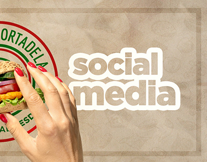Social Media // Burger & Mortadela