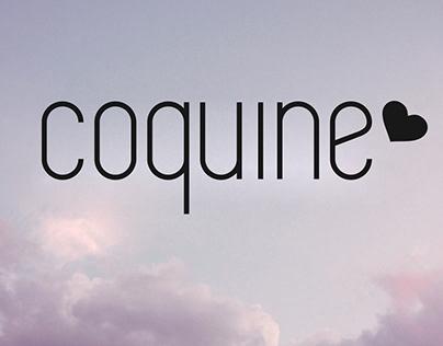 Coquine Intimates Branding,Redesign and Virtual Store.