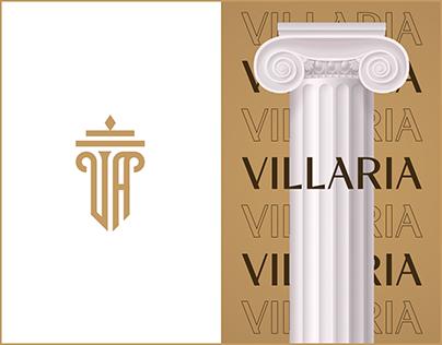 Villaria   Branding