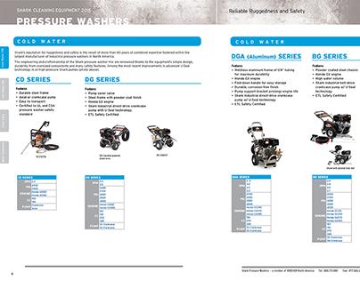Product catalog for Karcher, Inc.