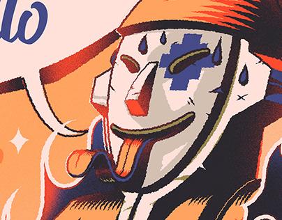 Feria El Bunker - Poster