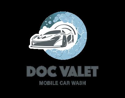 Doc Valet logo