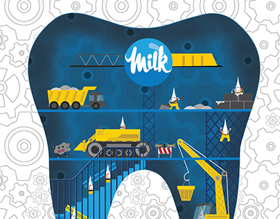 Get a load of milk!