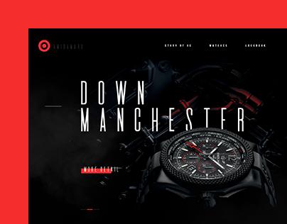 Amidamaru - New Web Site Design