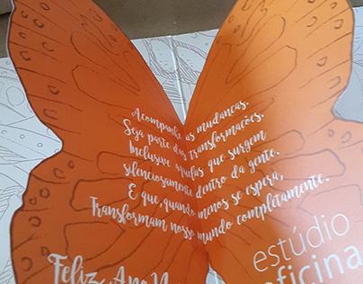 Brinde Final de Ano - Estúdio Oficina - São Paulo - SP