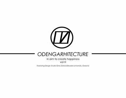 Sept - Dis 2019 Architecture Portfolio