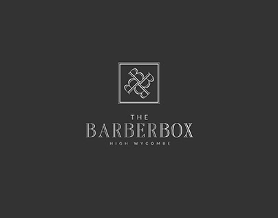 The Barberbox - Logo Design