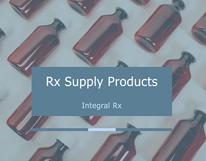 Integral Rx | Branding