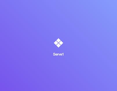 Serve1 (in progress)
