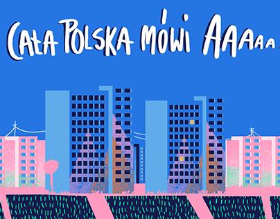 Cała Polska mówi AAAA