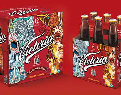 Victoria's Dia De Los Muertos Limited Edition Bottles
