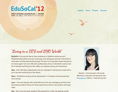 EduSoCal Conference Website