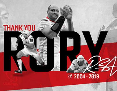 Rory Best retiring
