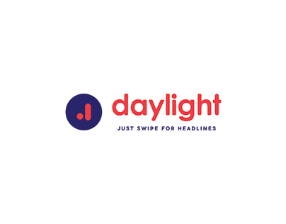 Daylight App Logo Design