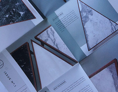 Folded Leaflet | Interior Design