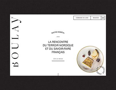 Chez Boulay | Expérience numérique