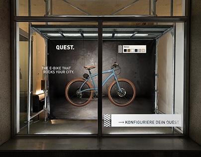 Elektrobiker Quest