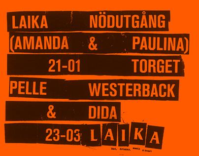 Laika – Brand identity & communication concept