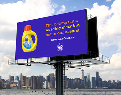 Save our Oceans WWF Campaign