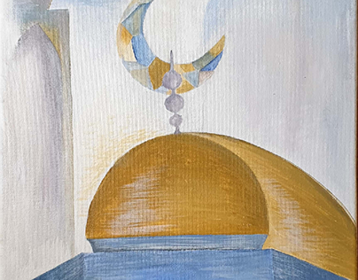 Otherworldly Project - Mosque
