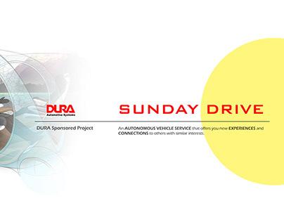 DURA Sunday Drive