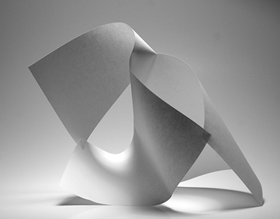 Lighting & Photography: Paper Model