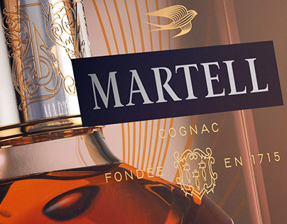 Martell Cognac - 'Come Together' CGI