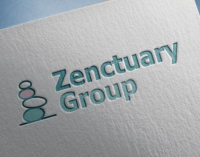 Zenctuary Group Branding