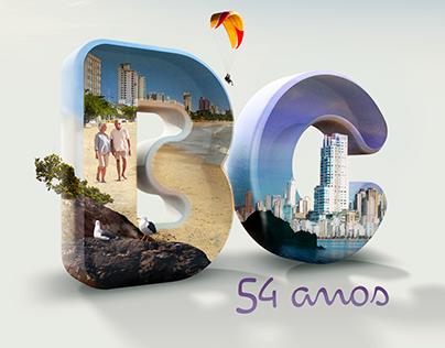 ADVERTISING | Balneário Camboriú - 54 anos