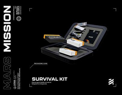 Mars Mission [Survival Kit]