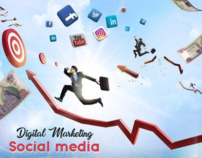 Branding & Social media   Digital marketing agency