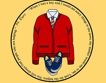 Mr Roger's Sweater