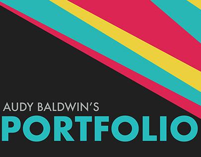 Audy Baldwin Official Portfolio